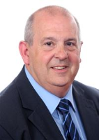 Councillor Ray Bisby  (PenPic)